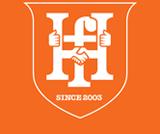 ひだか接骨院グループ ロゴ